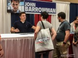 Comic Con John Barrowman