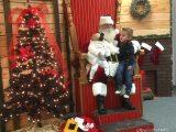 Santa at The Center